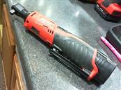 "MILWAUKEE Red Lithium M12 2457-20 3/8"" Rachet"